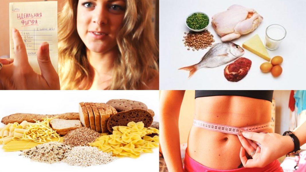 Как Сбросить Вес На Белковом Питании. Белковая диета