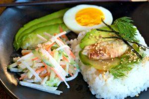 Японская диета 6 продуктов