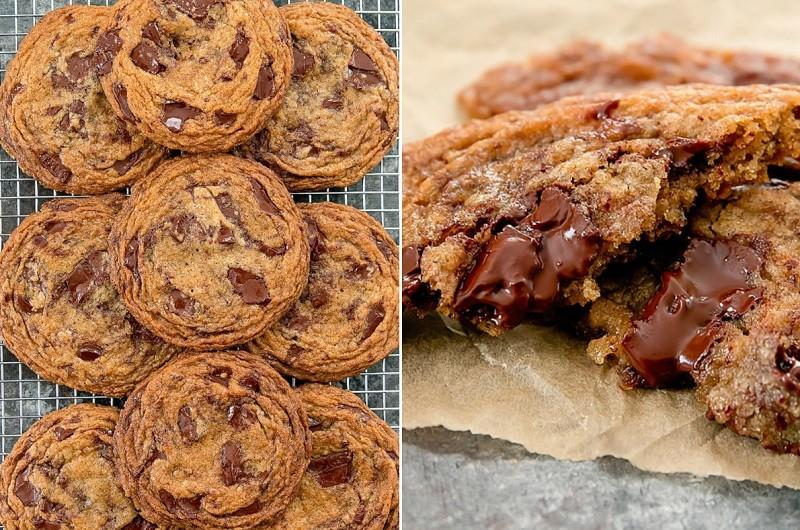 жевательное печенье