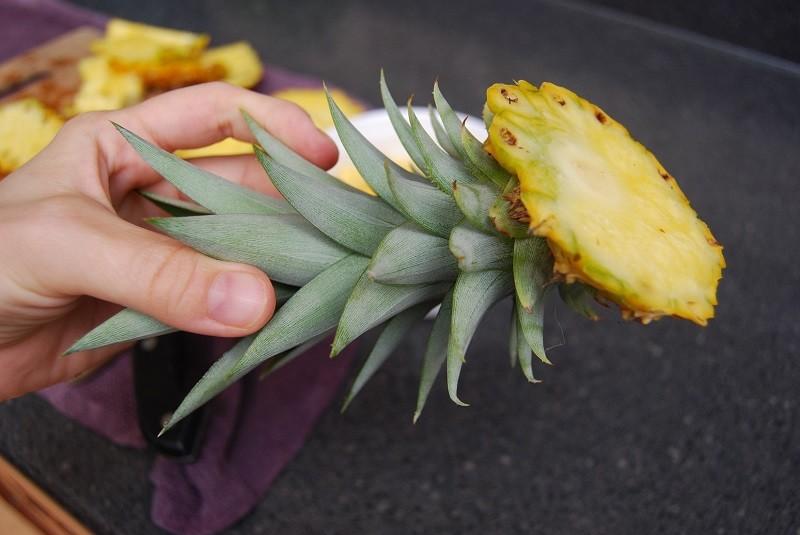 как выбрать спелый и сочный ананас