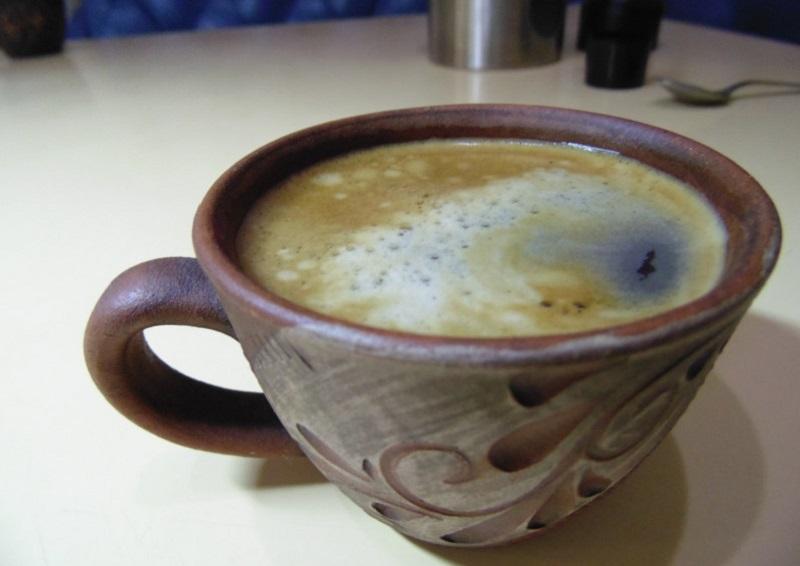 похудеть с помощью кофе