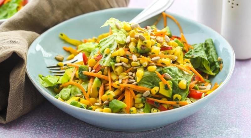 овощной салат изображение