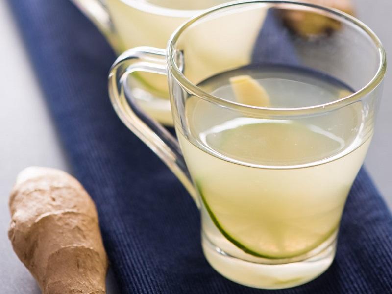 сок имбиря