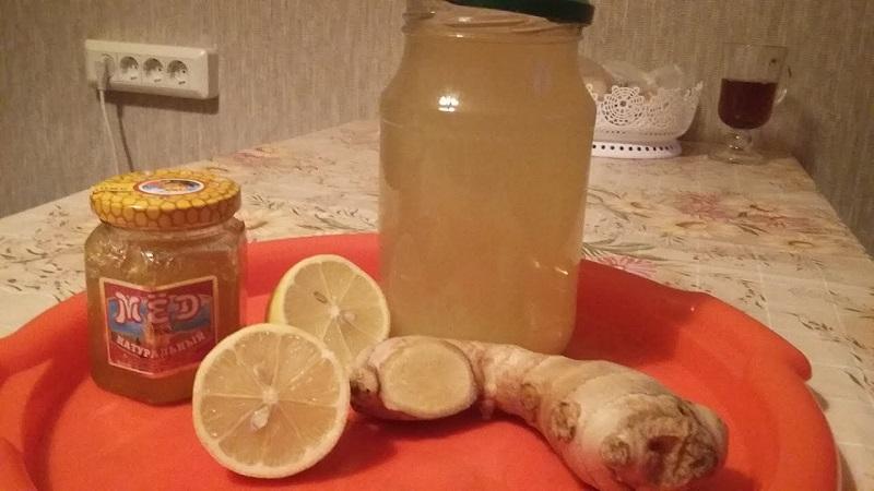 имбирный сок для оздоровления организма