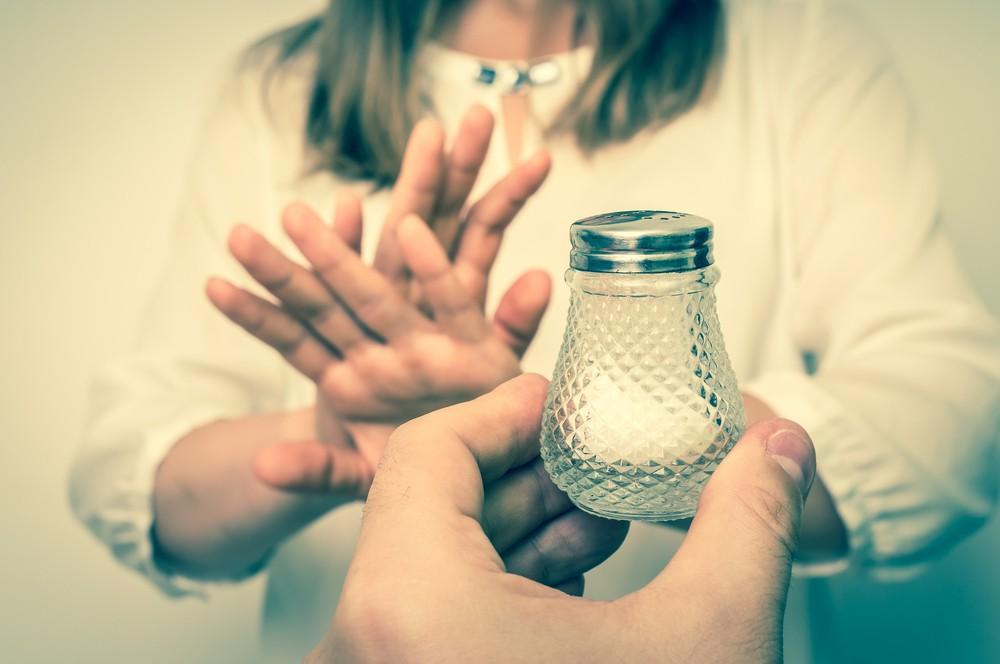 Норма соли в день